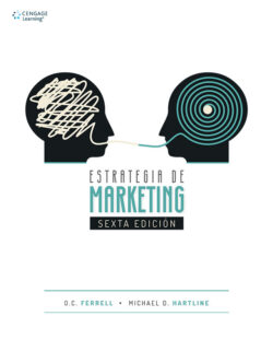 Portada del libro Estrategia de Marketing casos y textos - ISBN 9786075264158