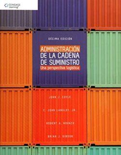 Portada del libro Administraciòn de la Cadena de Suministros -ISBN 9786075265247
