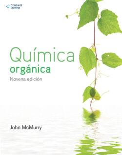 Portada del libro de Química orgánica - ISBN 9786075265582