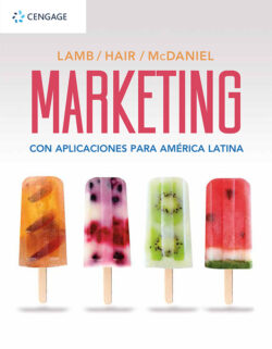 Portada del libro Marketing con aplicaciones para America Latina - ISBN 9786075266411