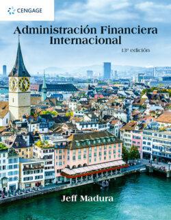 Portada del libro de administración financiera internacional-ISBN 9786075266589