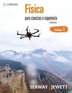PORTADA DEL LIBRO FÍSICA PARA CIENCIAS E INGENIERÍA VOLUMEN 1 - ISBN 9786075266695