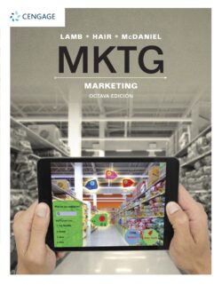 Portada del libro MKTG Marketing - ISBN 9786075268040