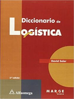 Portada del libro Diccionario de Logìstica- ISBN 978607707377