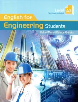 PORTADA DEL LIBRO ENGLISH FOR ENGINEERING STUDENTS - ISBN 9786079375010