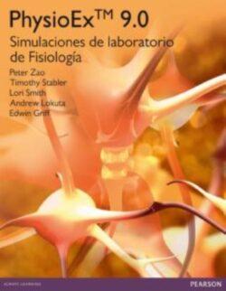 Portada del libro PhysioEx 9.0 Simulaciones de laboratorio de Fisiología - ISBN 9788415552031