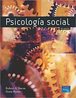 Portada del libro Psicología Social - ISBN 9788420543321