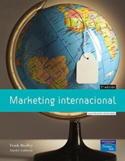 Portada del libro Marketing internacional - ISBN 9788420546193