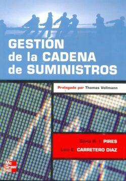 Portada del libro Gestiòn de la Cadena de Suministros-ISBN 9788448160340