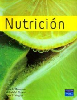 Portada del libro de Nutrición - ISBN 9788478290956