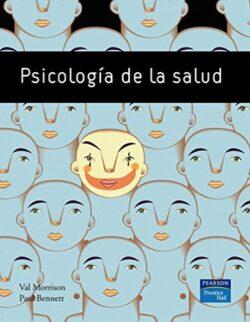 Portada del libro Psicología de la salud ISBN 9788483223437