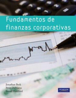 Portada del libro de fundamentos de finanzas corporativas - ISBN 9788483224137