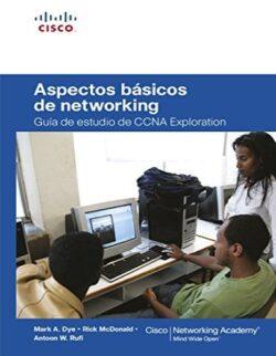 Portada del libro Aspectos bàsicos de networking - ISBN 9788483224717