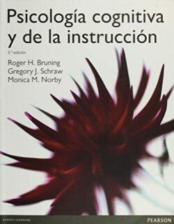 Portada del libro de Psicología cognitiva y de la instrucción - ISBN 9788483228753