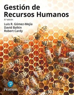 PORTADA DEL LIBRO GESTIÓN DE RECURSOS HUMANOS ISBN 9788490352984