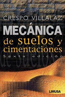PORTADA DEL LIBRO MECÁNICA DE SUELOS - ISBN 9789681869632