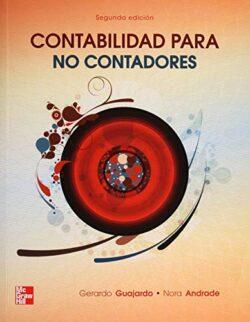 PORTADA DEL LIBRO CONTABILIDAD PARA NO CONTADORES ISBN 9789701069387
