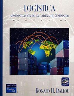 Portada del libro Logìstica-ISBN 9789702605409