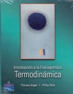 Portada del libro de Introducción a la Fisicoquímicq: Termodinámica - ISBN 9789702608295