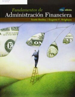 Portada del libro de Fundamentos de Administración Financiera - ISBN 9789708300148