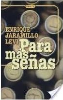 Portada del libro Para más Señas ISBN 9789803541668