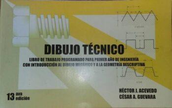 Portada del libro Dibujo técnico ISBN 9789962126904