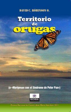 Portada del libro Territorio de orugas ISBN 9789962698197