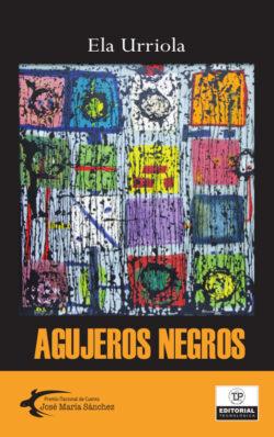 Portada del libro Agujeros negros ISBN 9789962698395