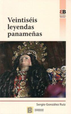 Portada del Libro Veintiséis leyendas panameñas ISBN 9789962712053
