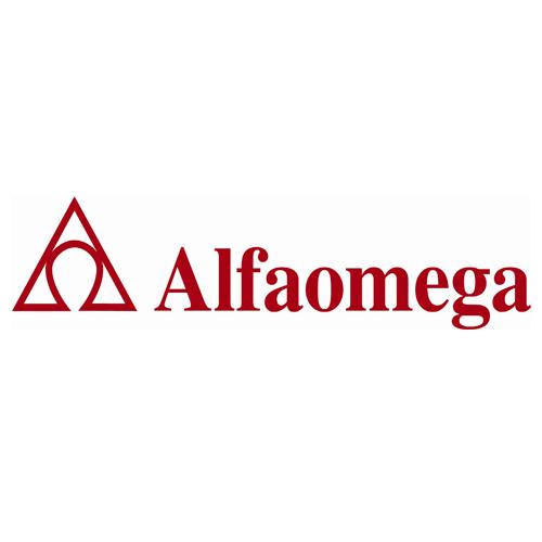 Logo de la editorial Alfaomega