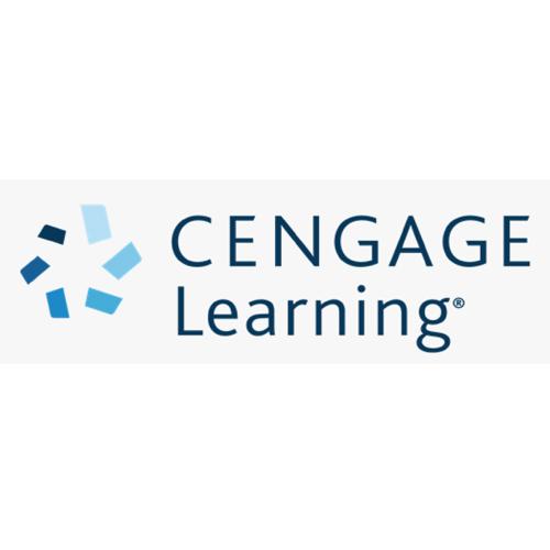 Logo de la editorial Cengage