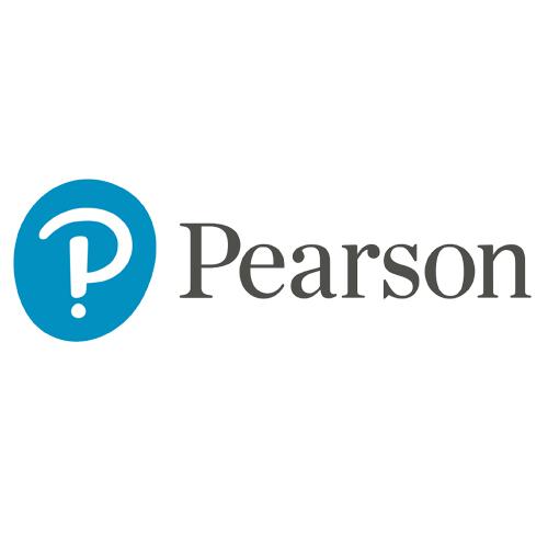 Logo de la editorial Pearson