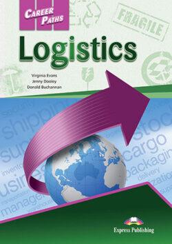 PORTADA DEL LIBRO CAREER PATHS LOGISTICS ISBN 9781471562747
