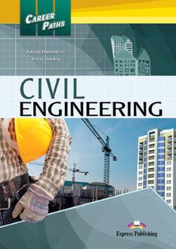 PORTADA DEL LIBRO CAREER PATHS CIVIL ENGINEERING ISBN 9781471568008