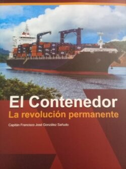 PORTADA DEL LIBRO EL CONTENEDOR LA REVOLUCIÓN PERMANENTE ISBN 9789962120964