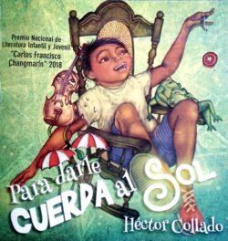 PORTADA DEL LIBRO PARA DARLE CUERDA AL SOL ISBN 9789962560470