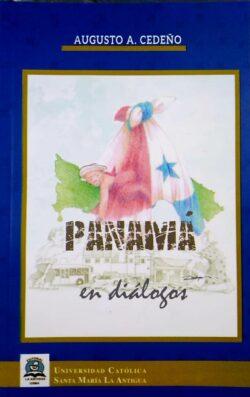 PORTADA DEL LIBRO PANAMÁ EN DIÁLOGOS ISBN 9789962605348